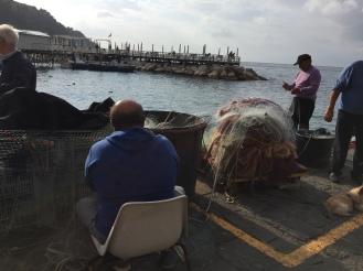 Marina Grande, i suoi pescatori